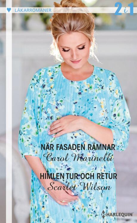 Harpercollins Nordic När fasaden rämnar/Himlen tur och retur