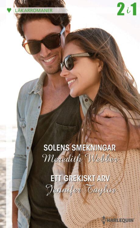 Harpercollins Nordic Solens smekningar/Ett grekiskt arv