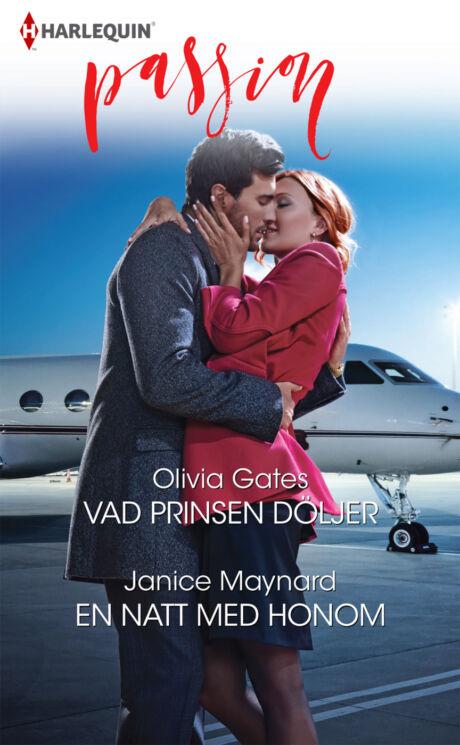 Harpercollins Nordic Vad prinsen döljer/En natt med honom - ebook