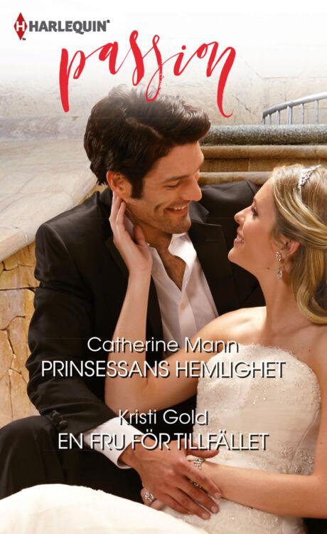Harpercollins Nordic Prinsessans hemlighet/En fru för tillfället