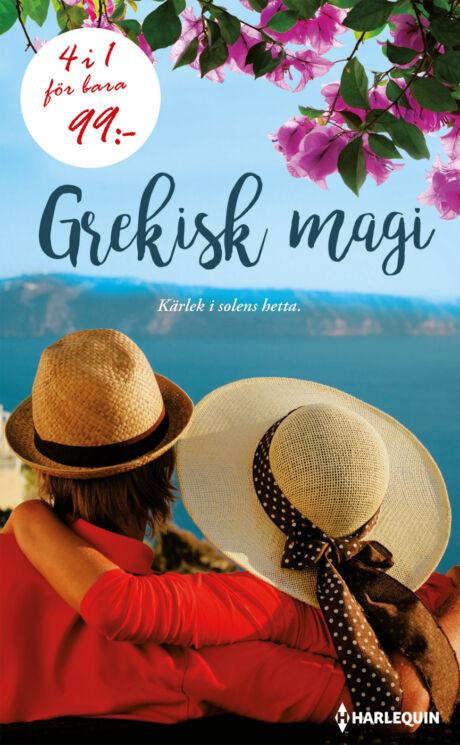 Harpercollins Nordic Grekisk magi