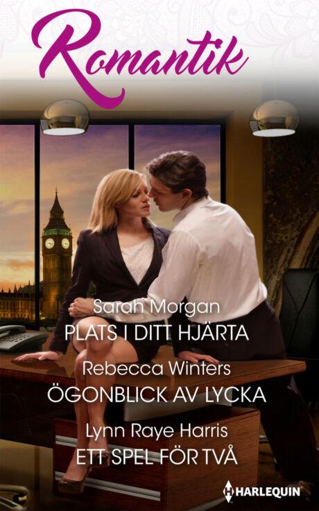 Harpercollins Nordic Plats i ditt hjärta/Ögonblick av lycka/Ett spel för två