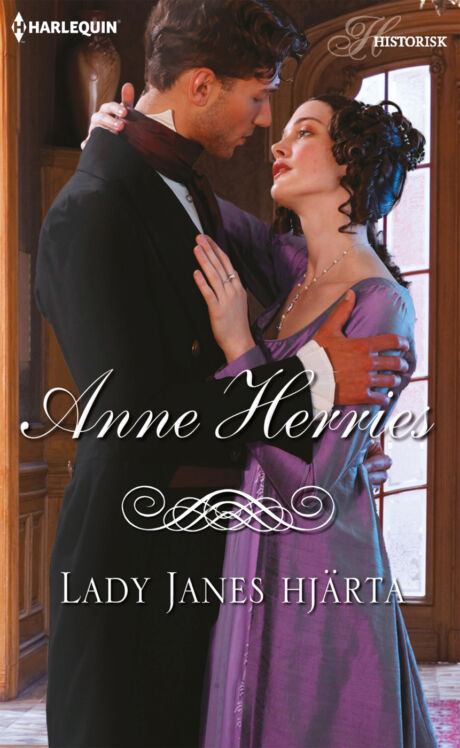 Harpercollins Nordic Lady Janes hjärta
