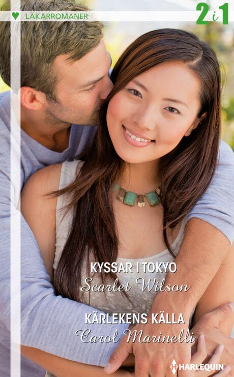 Harpercollins Nordic Kyssar i Tokyo/Kärlekens källa