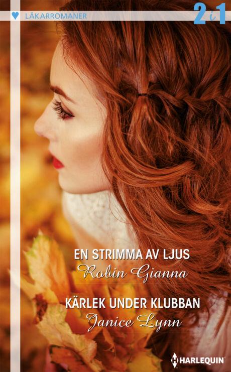 Harpercollins Nordic En strimma av ljus/Kärlek under klubban