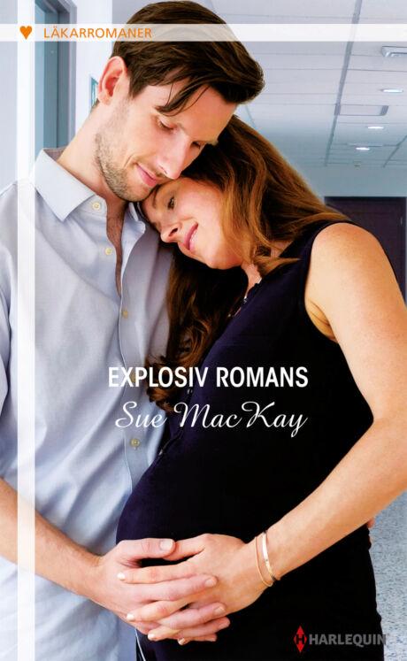 Harpercollins Nordic Explosiv romans