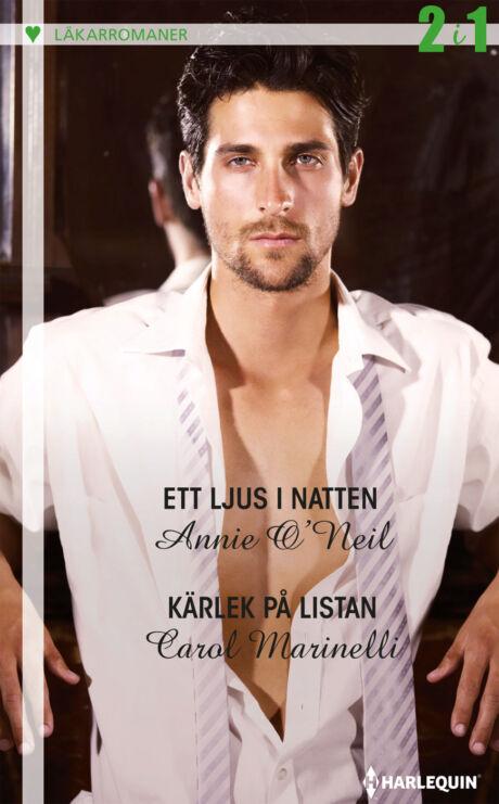 Harpercollins Nordic Ett ljus i natten/Kärlek på listan