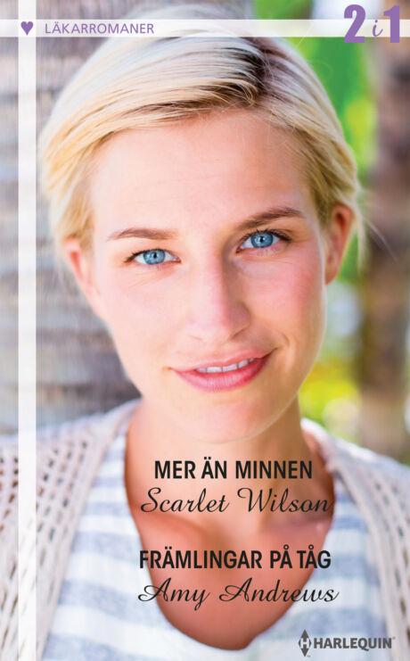 Harpercollins Nordic Mer än minnen/Främlingar på tåg