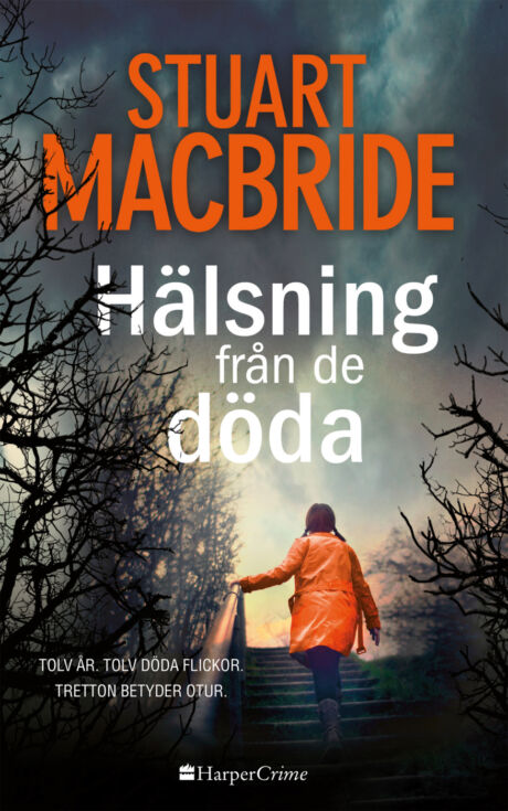 Harpercollins Nordic Hälsning från de döda