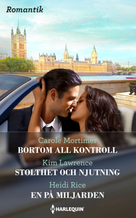 Harpercollins Nordic Bortom all kontroll/Stolthet och njutning/En på miljarden
