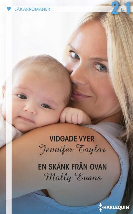Harpercollins Nordic Vidgade vyer/En skänk från ovan