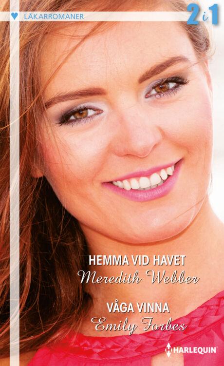 Harpercollins Nordic Hemma vid havet/Våga vinna