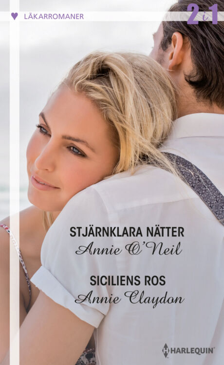 Harpercollins Nordic Stjärnklara nätter/Siciliens ros