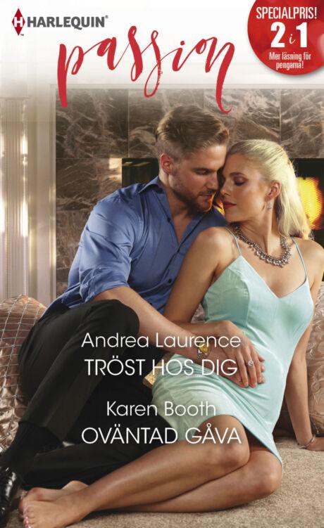 Harpercollins Nordic Tröst hos dig/Oväntad gåva - ebook