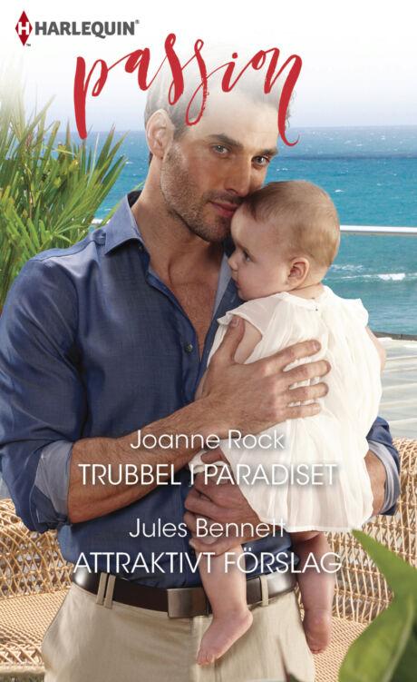 Harpercollins Nordic Trubbel i paradiset/Attraktivt förslag