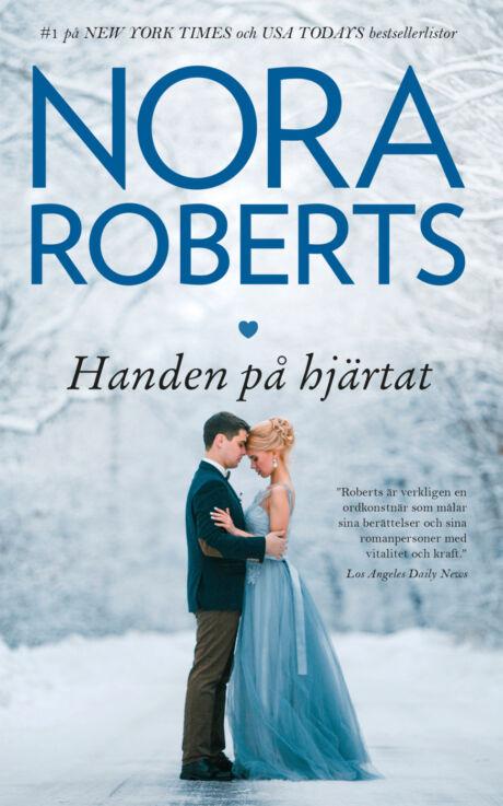 Harpercollins Nordic Handen på hjärtat