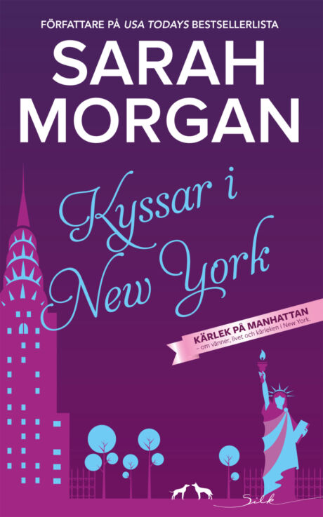 Harpercollins Nordic Kyssar i New York