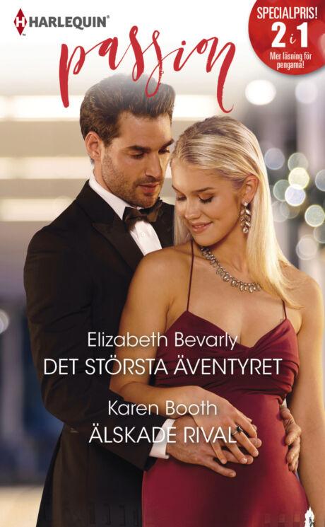 Harpercollins Nordic Det största äventyret/Älskade rival