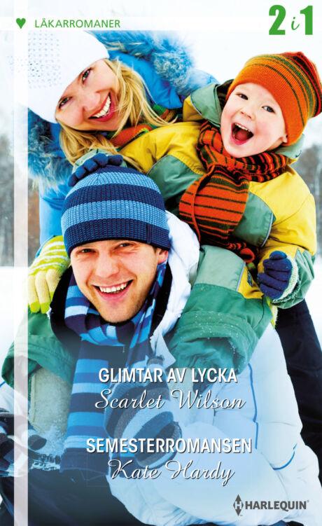 Harpercollins Nordic Glimtar av lycka/Semesterromansen