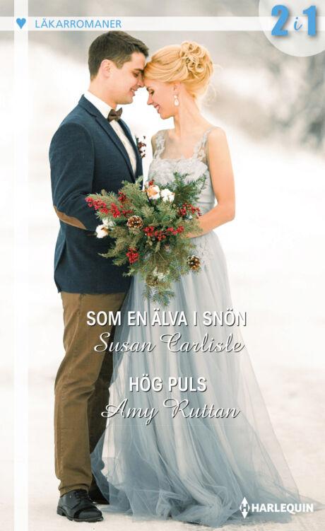 Harpercollins Nordic Som en älva i snön/Hög puls