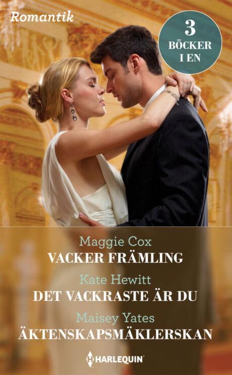 Harpercollins Nordic Vacker främling/Det vackraste är du/Äktenskapsmäklerskan