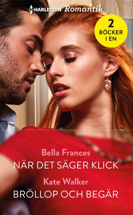 Harpercollins Nordic När det säger klick/Bröllop och begär - ebook