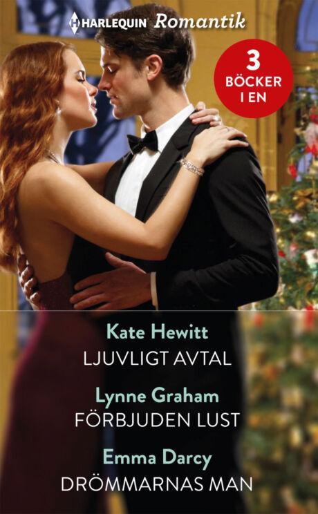 Harpercollins Nordic Ljuvligt avtal/Förbjuden lust/Drömmarnas man