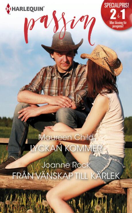Harpercollins Nordic Lyckan kommer/Från vänskap till kärlek
