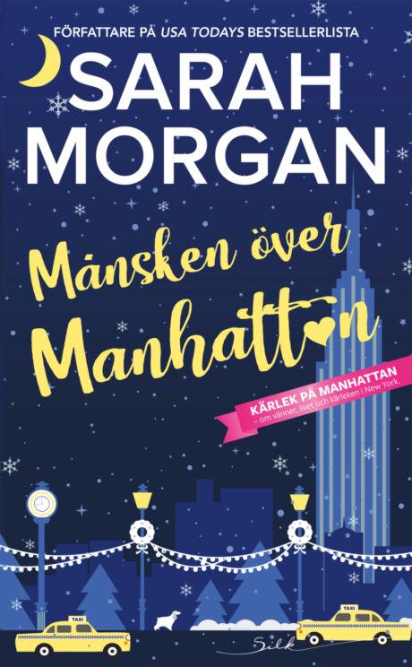 Harpercollins Nordic Månsken över Manhattan