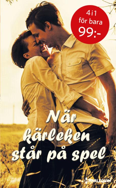 Harpercollins Nordic När kärleken står på spel