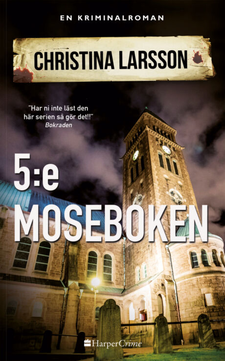 Harpercollins Nordic 5:e Moseboken
