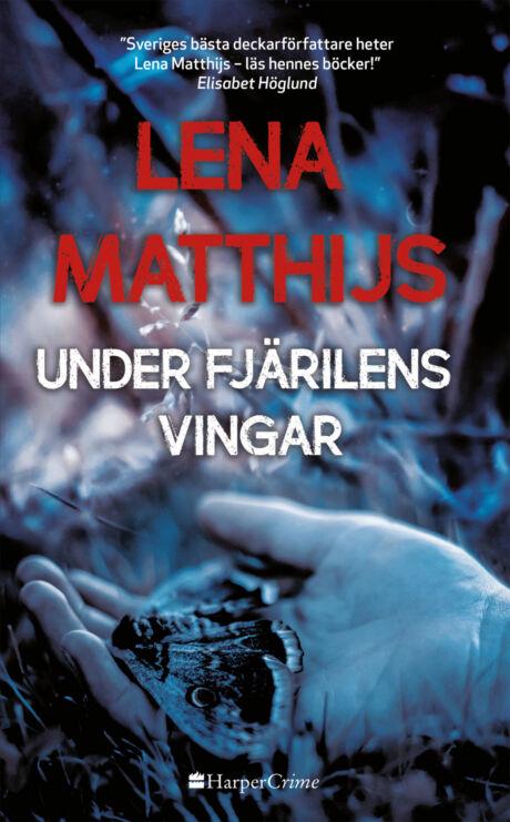 Harpercollins Nordic Under fjärilens vingar