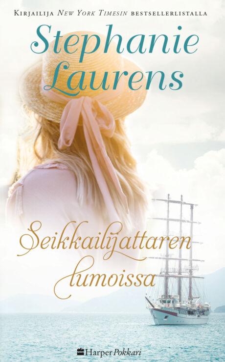 Harpercollins Nordic Seikkailijattaren lumoissa