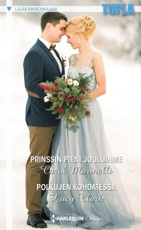 Harpercollins Nordic Prinssin pieni jouluihme/Polkujen kohdatessa