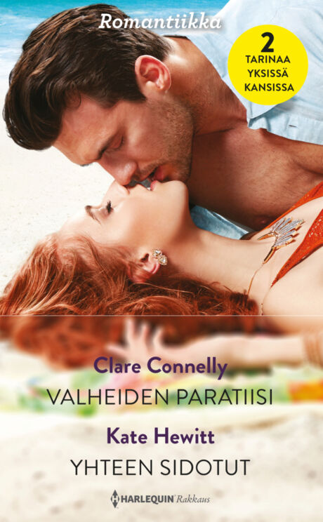 Harpercollins Nordic Valheiden paratiisi/Yhteen sidotut