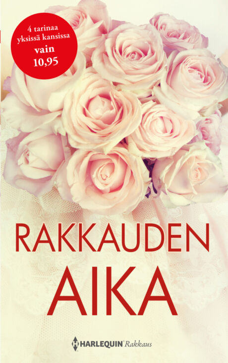 Harpercollins Nordic Rakkauden aika