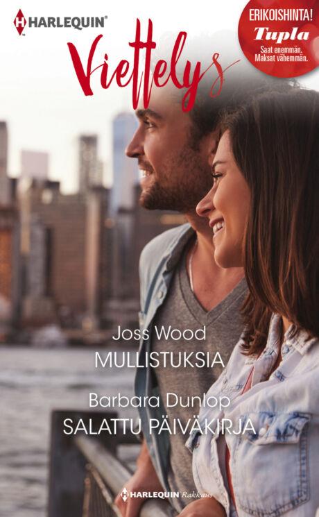 Harpercollins Nordic Mullistuksia/Salattu päiväkirja
