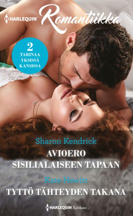 Harpercollins Nordic Avioero sisilialaiseen tapaan/Tyttö tähteyden takana