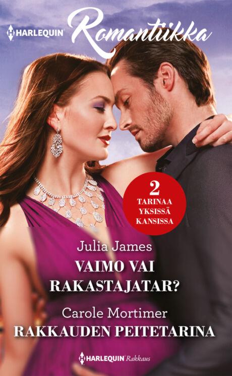 Harpercollins Nordic Vaimo vai rakastajatar/Rakkauden peitetarina
