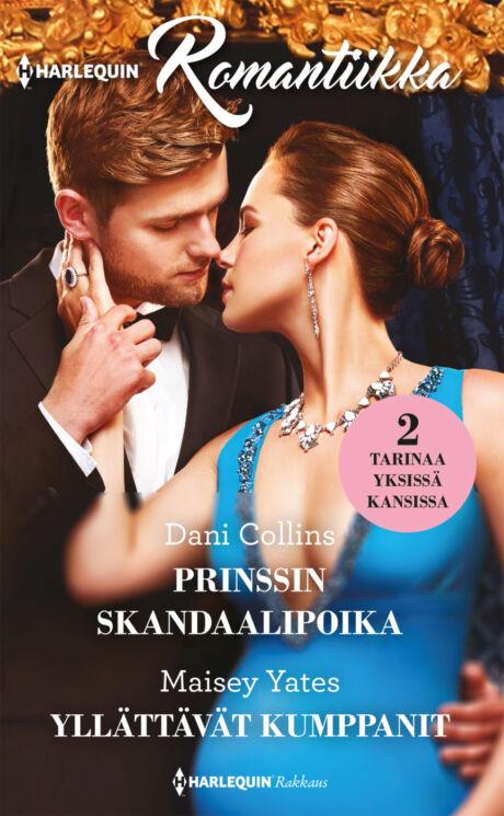 Harpercollins Nordic Prinssin skandaalipoika/Yllättävät kumppanit