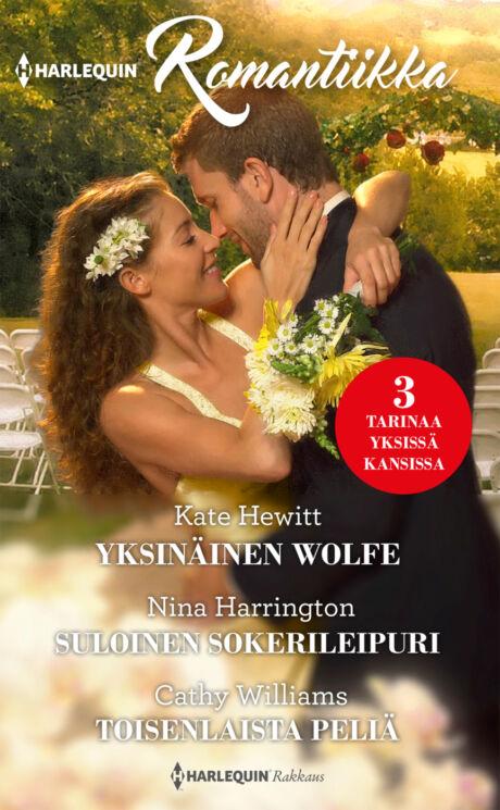 Harpercollins Nordic Yksinäinen Wolfe/Suloinen sokerileipuri/Toisenlaista peliä