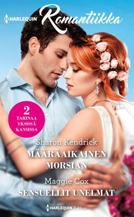 Harpercollins Nordic Määräaikainen morsian/Sensuellit  unelmat