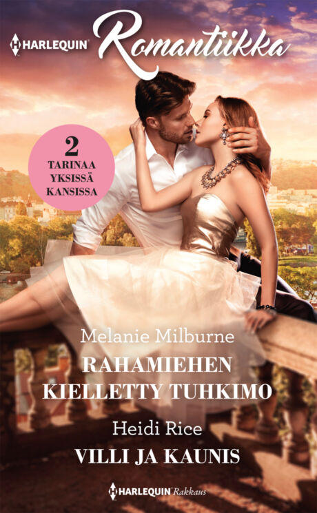 Harpercollins Nordic Rahamiehen kielletty Tuhkimo/Villi ja kaunis