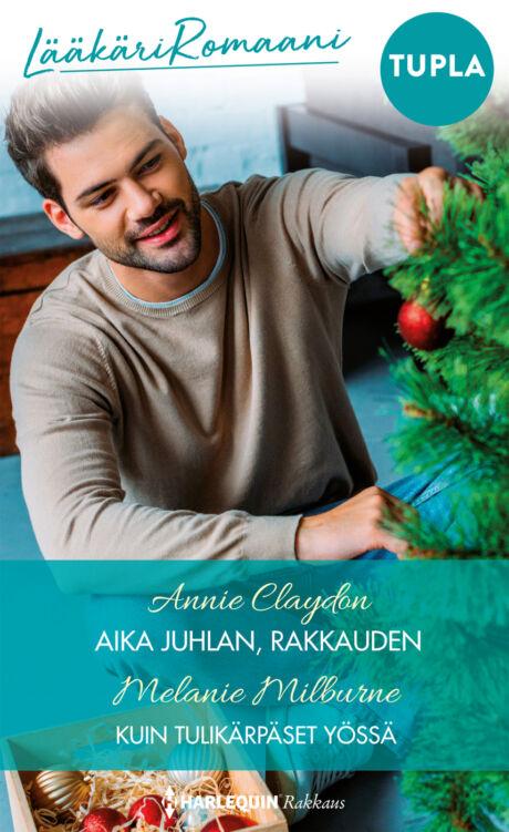 Harpercollins Nordic Aika juhlan, rakkauden/Kuin tulikärpäset yössä