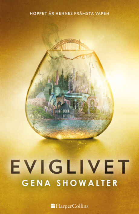 Harpercollins Nordic Eviglivet - ebook