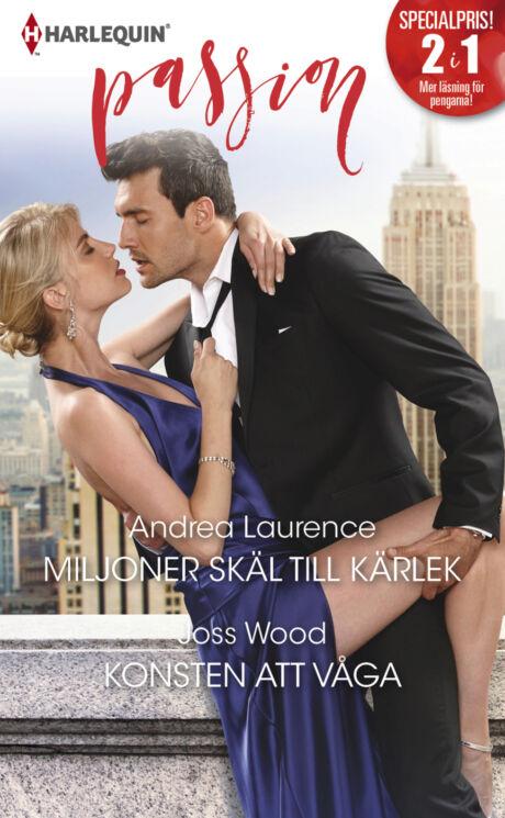 Harpercollins Nordic Miljoner skäl till kärlek/Konsten att våga