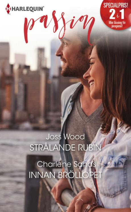 Harpercollins Nordic Strålande rubin/Innan bröllopet