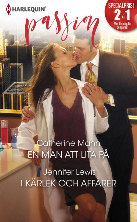 Harpercollins Nordic En man att lita på/I kärlek och affärer