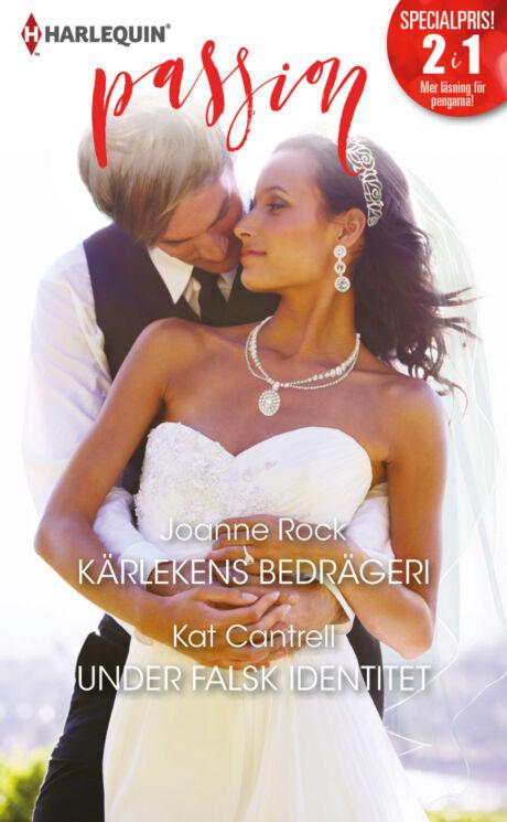 Harpercollins Nordic Kärlekens bedrägeri/Under falsk identitet