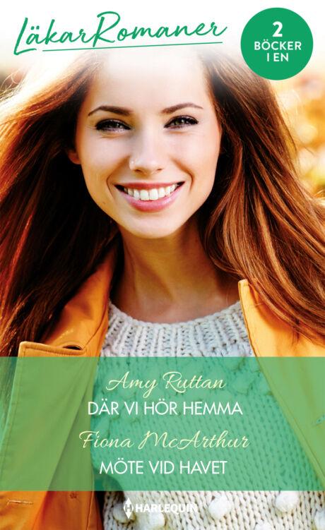Harpercollins Nordic Där vi hör hemma/Möte vid havet